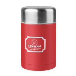 Термос для еды 800 мл Rondell Picnic Red RDS-945