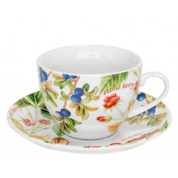 Сервиз чайный 12пр Keramia Лесные Ягоды K24-198-045