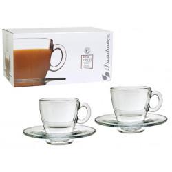 Набор чайный 12 пр Pasabahce Аква 95040