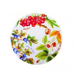 Тарелка десертная 19см Keramia Лесные ягоды K24-198-047