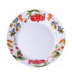 Тарелка обеденная 23см Keramia Лесные ягоды K24-198-048