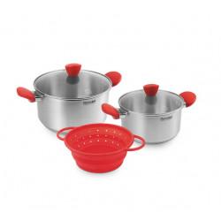 Набор посуды 5 пр Rondell Breit RDS-1003