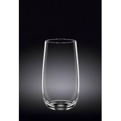 Набор стаканов 540мл 6шт Wilmax WL-888022/6A