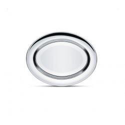 Блюдо TRAMONTINA Professional блюдо нерж. овальное  глуб. 30х23см (61702/305)