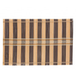 Набор бамбуковых подставок под горячее 30х45см/4шт Helfer 95-110-023