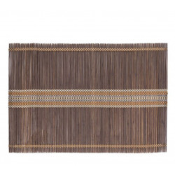 Набор бамбуковых подставок под горячее 30х45см/4шт Helfer 95-110-019