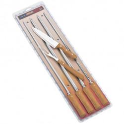 Набор приборов для гриля 6 пр Tramontina Barbecue 26499/032