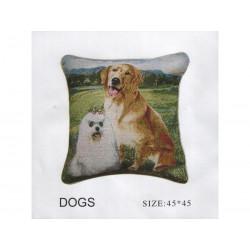 Наволочки 45X45 (2 шт) Arya Dogs