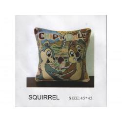 Наволочки 45X45 (2 шт) Arya Squirrel
