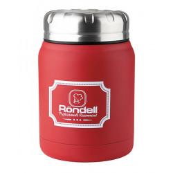 Термос для еды 500мл Rondell Picnic Red RDS-941