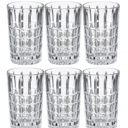 Набор стаканов высоких 6 шт - 170 мл Bohemia Diplomat