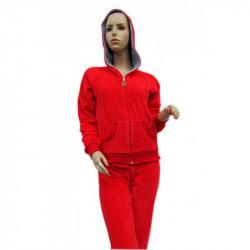 Пижама Arya 13300 XXXL красный