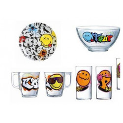 Салатник 16 см Luminarc Disney Smiley J1001