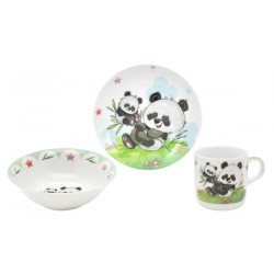 Детский набор 3пр Limited Edition Panda С555
