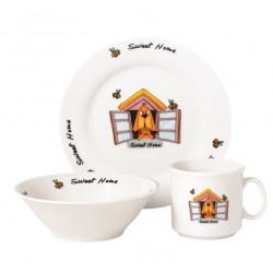 Детский набор 3пр Limited Edition Sweet Home D111030