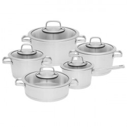 Набор посуды 10 предметов Berghoff Manhattan 1110005