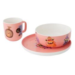 Набор посуды 3 предмета Berghoff Monsters 1694051