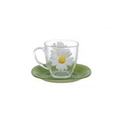 Сервиз чайный 12 предметов Luminarc Carina Paquerette Green N8508