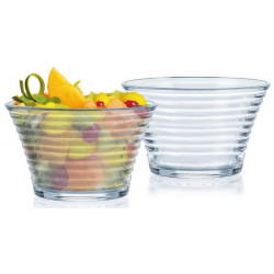 Набор салатников 6 предметов Luminarc Rynglit N8025