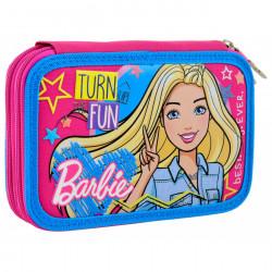 Пенал твердый двойной 1 Вересня HP-01 Barbie 532111