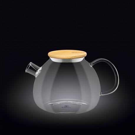 Заварочный чайник со спиралью 1000мл Wilmax Thermo WL-888823/A