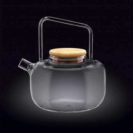 Заварочный чайник со спиралью 1200мл Wilmax Thermo WL-888822/A