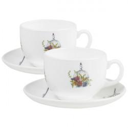 Сервиз чайный 12 предметов Luminarc Essence Flore P6886