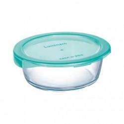 Емкость для еды круглая 420мл Luminarс Keep'n'Box P5525