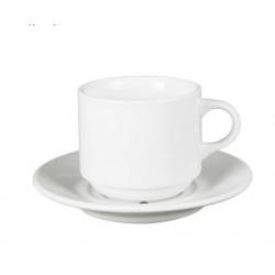Чашка кофейная с блюдцем 100 мл Apulum Nest