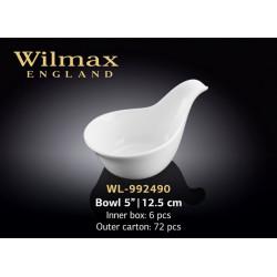 Емкость для закусок Wilmax 12,5см WL-992490