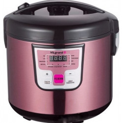 Мультиварка ViLgrand VMC115 Pink