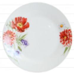 Тарелка десертная 18см Milika Georginy M0670-F18-18076