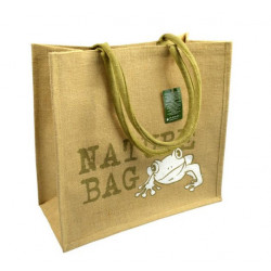 Сумка-эко 39х41х19см Home Line Nature Bag Frog