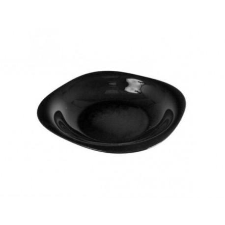 Тарелка глубокая 21см Luminarc Carine Black L9818