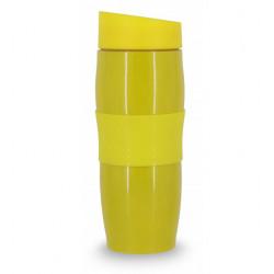 Термокружка 0,4л Lessner 16642 желтый