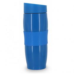 Термокружка 0,4л Lessner 16642 синяя
