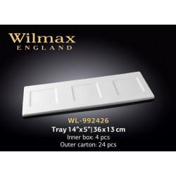 Поднос  36х13см Wilmax WL-992426