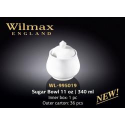Сахарница 340мл Wilmax WL-995019/1C