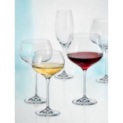 Набор бокалов для вина 300мл/6шт Bohemia Megan b40856