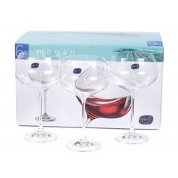 Набор бокалов для вина 500мл/6шт Bohemia Megan b40856