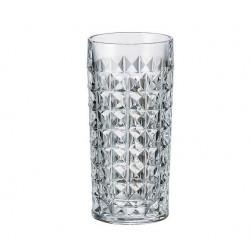 Стаканы для воды Bohemia Diamond 260 мл-6шт