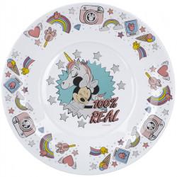 Тарелка десертная 19,6см DISNEY Минни и единорог