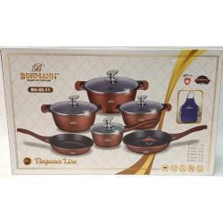 Набор посуды 11 предметов Bohmann BH 60-11