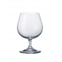 Набор бокалов для коньяка 6шт Bohemia Sylvia (Klara) 400 мл