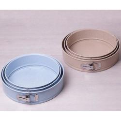 Набор форм для выпечки 3 предмета Kamille 6031