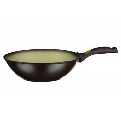 Сковорода ВОК алюминиевая 28 см Ardesto Avocado AR2528WA