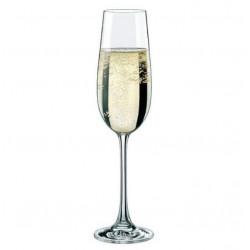 Набор бокалов для шампанского 180мл-6шт Rona Modena