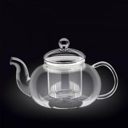 Заварочный чайник со стеклянным ф-м Wilmax Thermo 600мл WL-888812