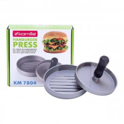Пресс для бургеров 12*12*8см Kamille 7804