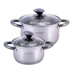 Набор посуды 4 предметов Kamille 4925